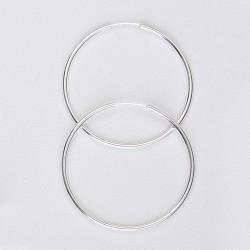 pendientes-aro-plata-45mm-oasis-venta-directa