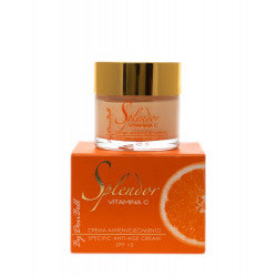 Crema antienvejecimiento vitamina C. 50ml