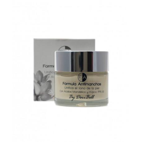 Crema antimanchas facial 50ml.