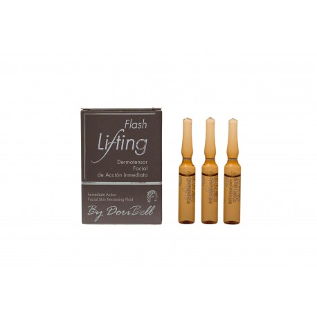 Ampollas Lifting Flash.Caja de 3 ampollas de 2.5ml