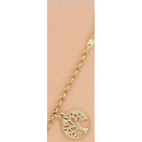 pulsera-chapado-oro-arbol-vida-oasis-venta-directa