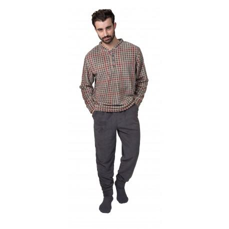 pijama-caballero-tacto-coralina-oasis-venta-directa