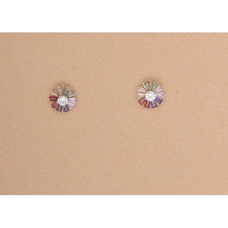 pendientes-plata-ley-circonitas-multicolor-oasis-venta-directa