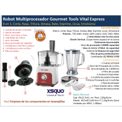 robot-multiprocesador-oasis-venta-directa