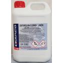 Lejía con Detergente y Aroma a Limón 5 litros