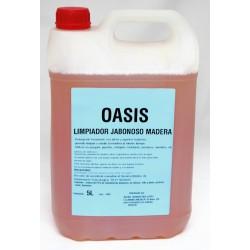 Limpiador Jabonoso de Madera 5 litros