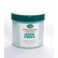 Crema corporal aloe vera 500 ml