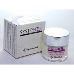 Crema facial con células madre y colgeno intenso.