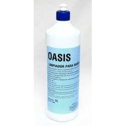 Oasis venta directa limpieza baños