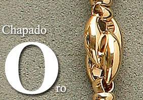 Joyas Chapado en Oro Oasis venta directa